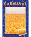 Aankondigingsposter Carnaval