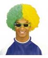 Afropruik geel / groen