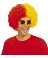 Afropruik rood / geel