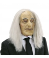Butler masker met pruik