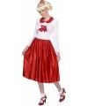 Cheer leader kostuum Sandy