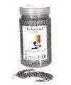Decoratie korrelzand zilver 500 gram