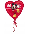 Folie ballon Mickey Mouse