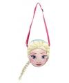 Frozen Elsa tasje met koord