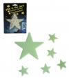 Glow in the dark sterren 16 stuks