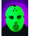 Hockey masker glow in the dark