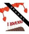 I Love You emotie pakket