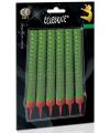 IJsfonteinen groen 6 stuks