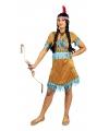 Toppers Indianen jurkje voor dames