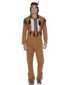 Toppers Indianen kostuum Anakin voor heren