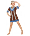 Toppers Indianen kostuum voor meisjes