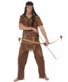 Toppers Indianen outfit voor heren