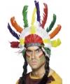 Toppers Indianen tooi voor volwassenen