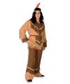 Toppers Indianen verkleedkleding voor heren