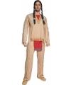 Toppers Luxe indianen kostuum heren