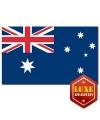 Luxe vlag  Australie