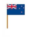 Luxe zwaaivlag Nieuw Zeeland