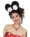 Mickey Mouse diadeem oren