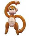 Opblaasbaar aapje 61 cm