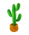 Opblaasbare cactus