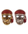 Piraten masker voor kinderen