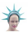 Rubberen hoofdband Vrijheidsbeeld