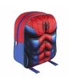 Spiderman 3D rugzak voor kinderen