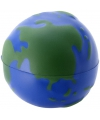 Stressbal wereldbol