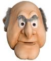 The Muppets Statler masker