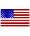 Vlag Amerika / USA 90 x 150 cm