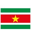 Vlag Suriname stickers