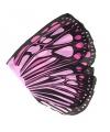 Vlinder vleugels roze voor kids