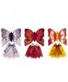 Vlinder vleugels set voor kinderen