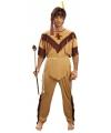 Toppers Voordelig indianen kostuum voor heren
