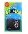 Water spuitende camera